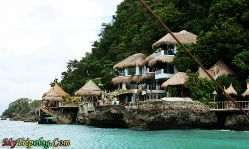 An intresting hotel in boracay,boracay hotel,sea,amazing,philippines
