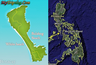 boracay and philippines map,boracay,philippines,map