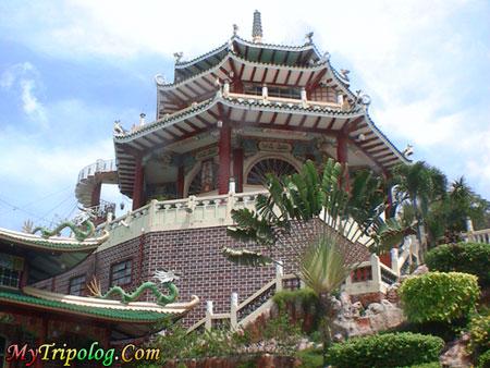 Taoist Temple in Cebu,cebu,taoist,temple,philippines