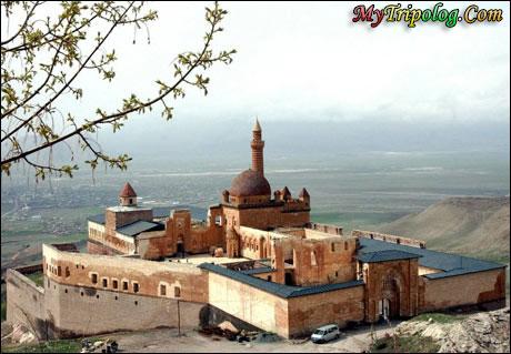 Ishak Pasha Palace,ishak,pasha,palace,turkey,agri