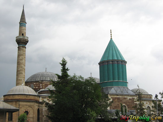 mawlana tomb in konya,konya,mawlana,rumi,tomb,turkey,clouds