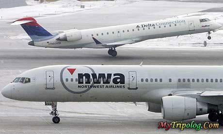 nwa-delta-planes