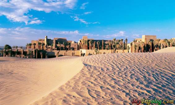 bab al shams hotel dubai,duba,bab al shams hotel,view,UAE,dubai