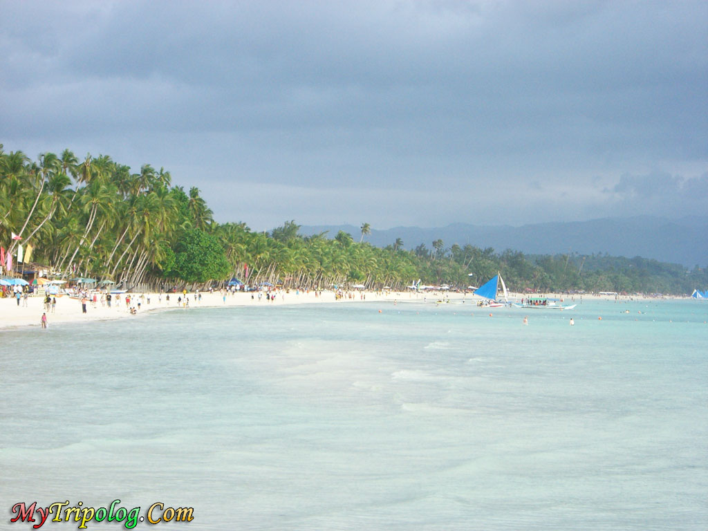 boracay beach,philippines,sea,wallpaper,landscape,summer vacation