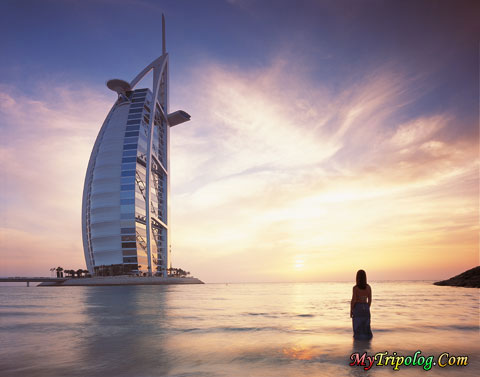 burj al arab hotel,dubai,burj al arab,uae,hotel,woman on beach,woman,sunset,wallpaper