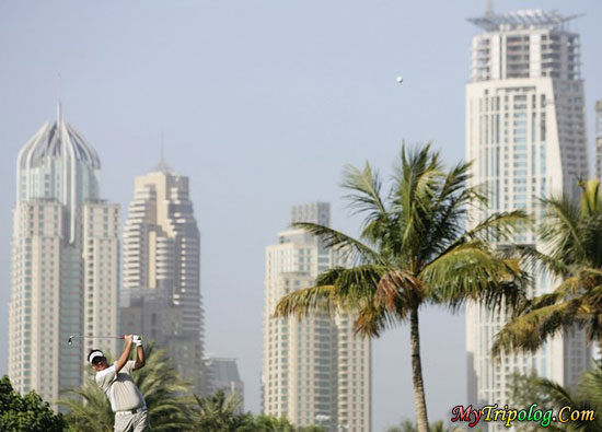 golf in dubai,golf,uae,dubai,play golf,palm,photo