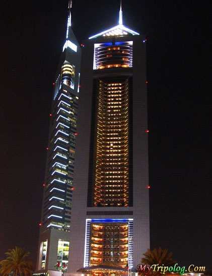 emirates tower dubai,view,dubai at night,dubai,emirates towers,uae