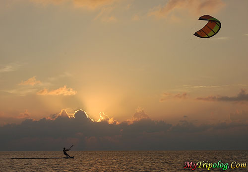 hatteras kiteboarding,north carolina,usa,kiteboarding,sunset,buxton,cape hatteras,wallpaper