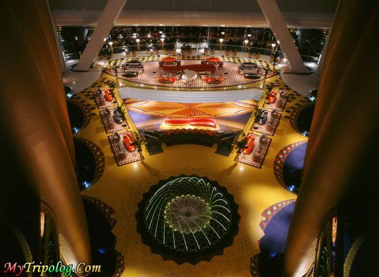 inside burj al arab hotel,burj al arab interior,dubai view,dubai hotels,emirates
