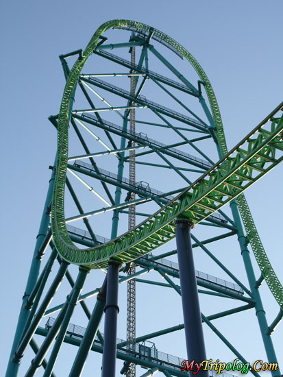 six flags adventures roller coaster,Kingda Ka,the tallest roller coaster,new jersey