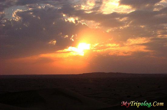 spectacular sunset on desert dubai,dubai,uae,sunset,desert,