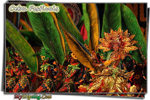 cebu festivals,postcard,sinolug festival,philippines,photoshop design