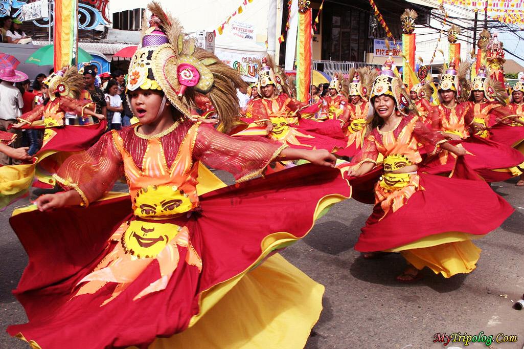 cebu festivals,colorful fiesta,philippines,filipino women