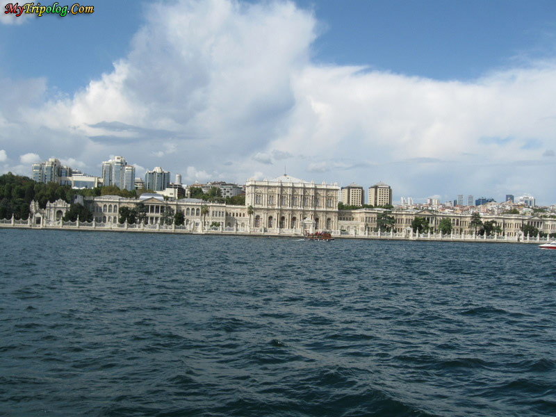 bosporus tour,palace,bosporus,istanbul,sea,turkey