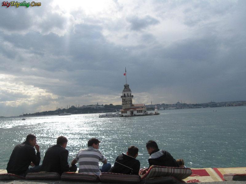 maiden's tower,kiz kulesi,istanbul,turkey,wallpaper