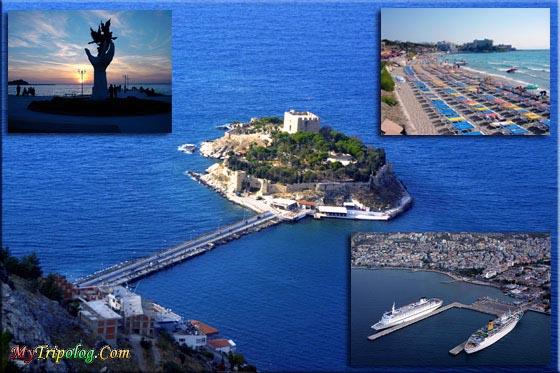 Aydin Turkey  City new picture : aydin kusadasi turkey, islet in turkey