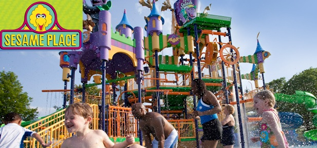 Park Place Mattresses Sesame place water park / Car wash voucher