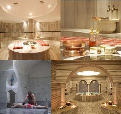 Castle Beach Club Turkish Bath