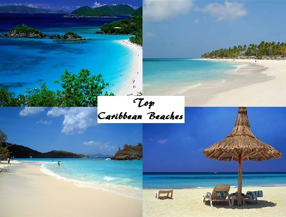 Top 15 Best Caribbean Beaches Travel Around The World Vacation Reviews