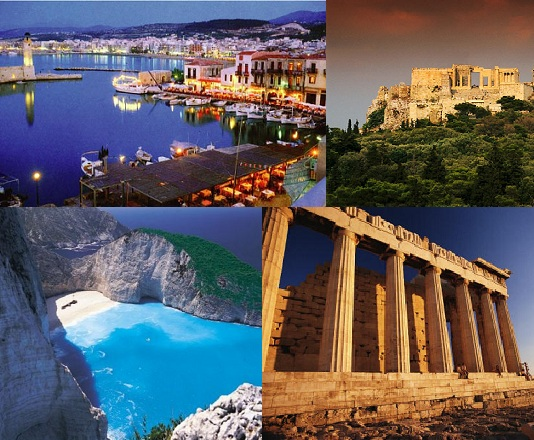 Popular Vacation Destinations in Greece – Travel Around The World