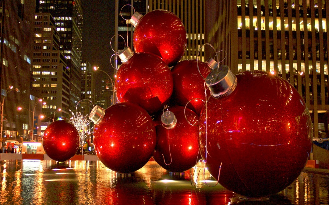Christmas in New York City; Part 2 » Travel Around The World