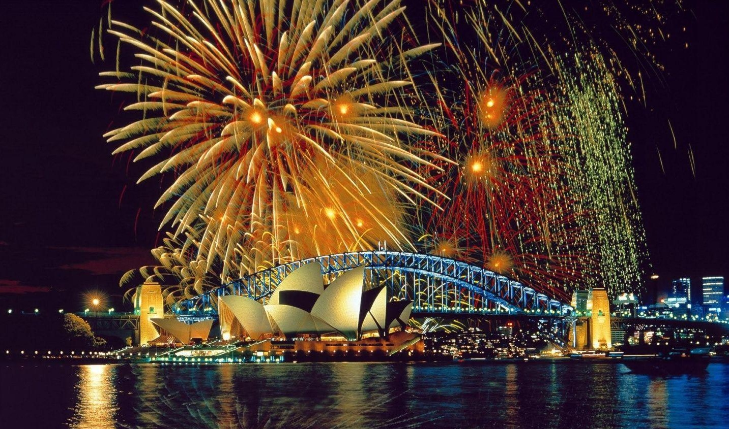 New Year Celebration in Sydney – Travel Around The World – Vacation ...