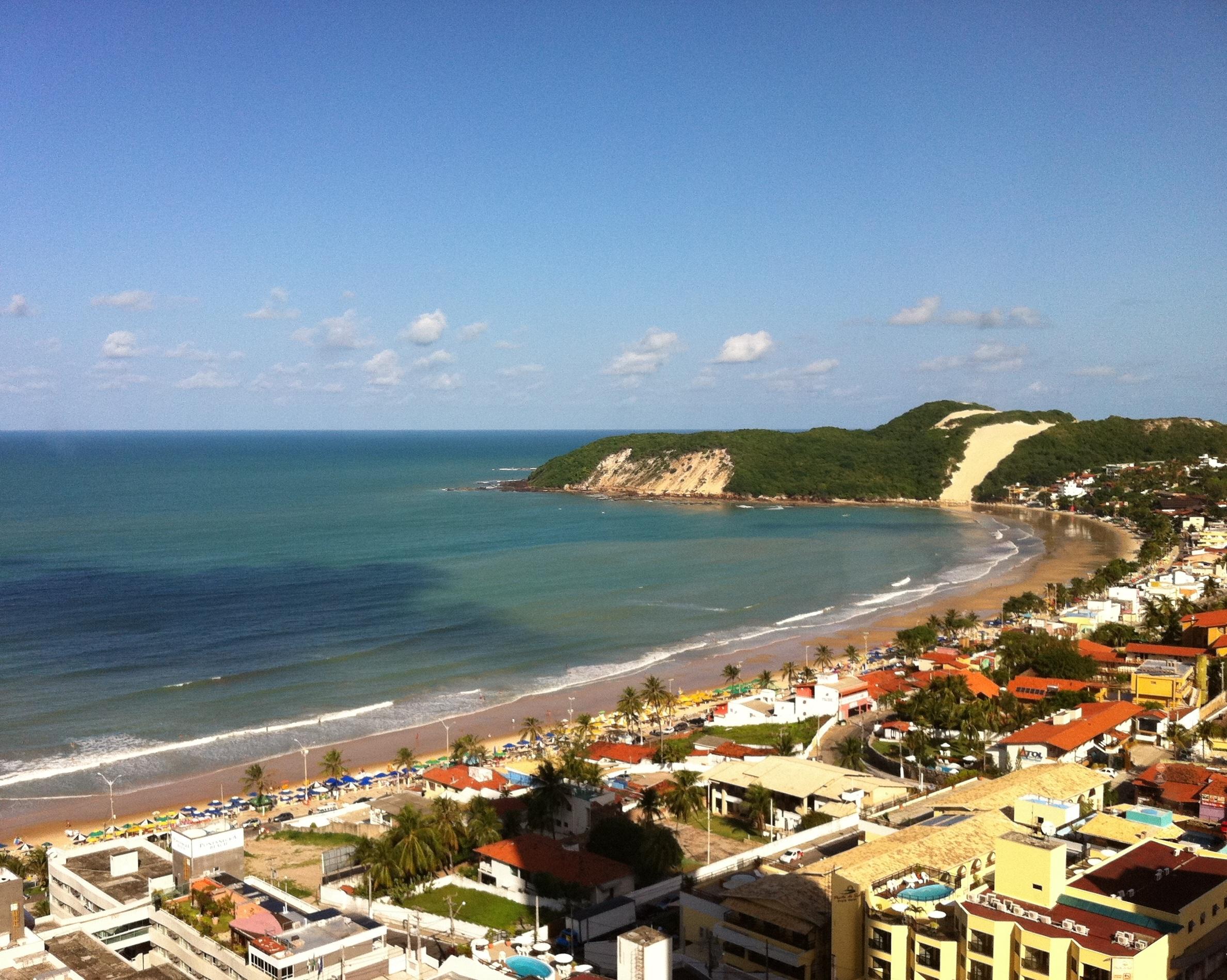 Natal Brazil  city photos gallery : Beaches in Ponta Negra, Natal, Brazil – Travel Around The World ...