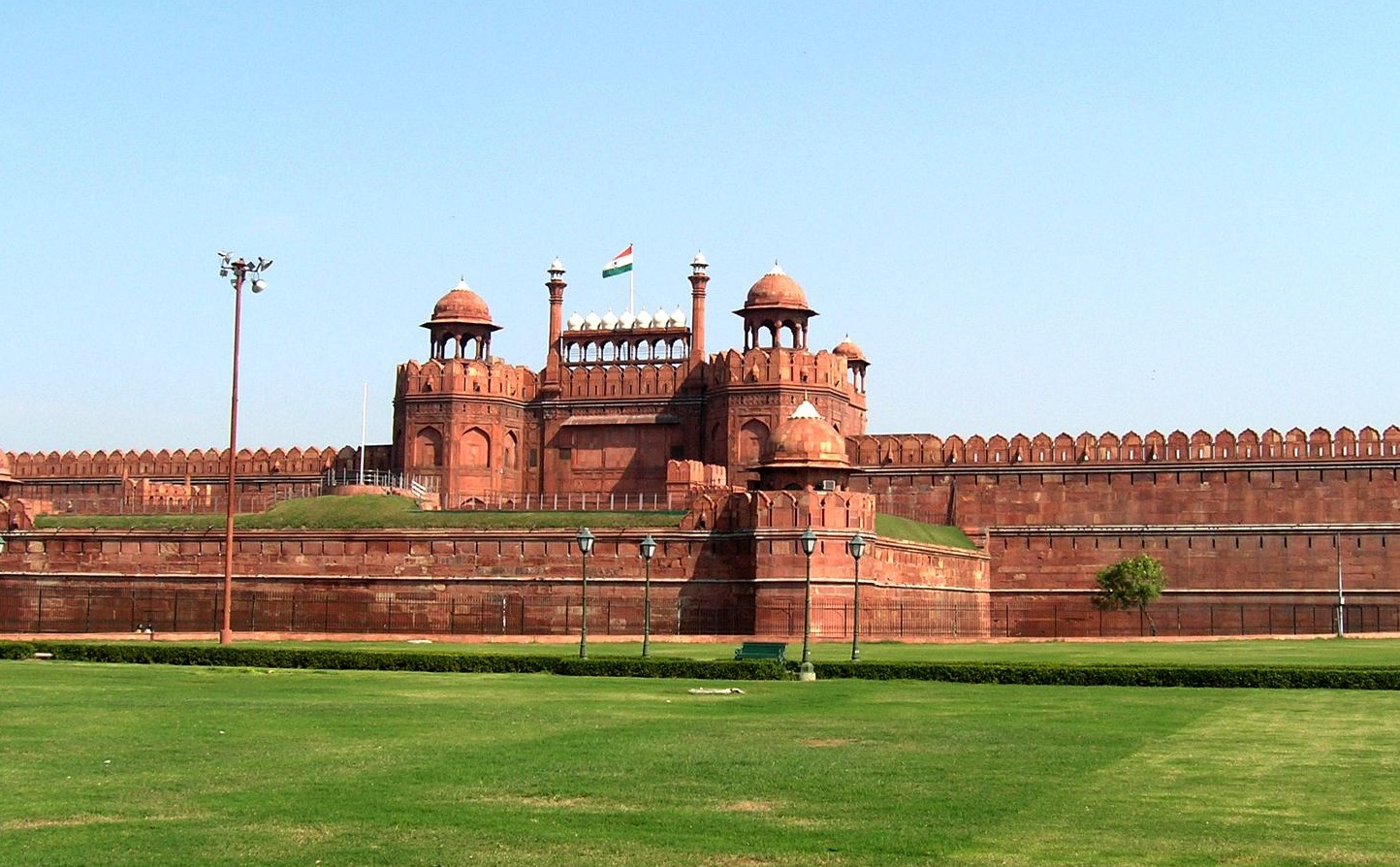 red fort historical places in delhi india travel around the
