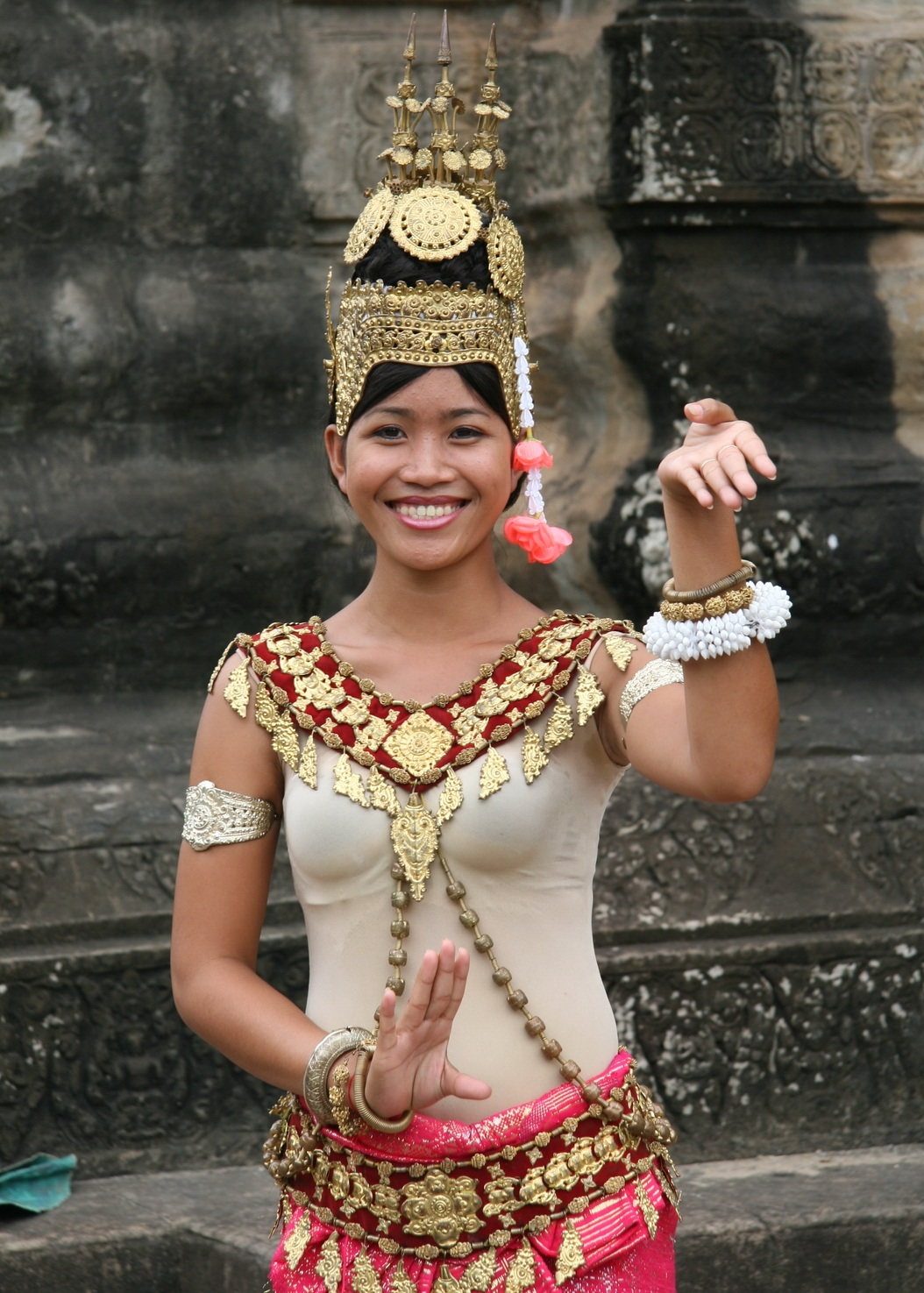 images of Cambodian Girl
