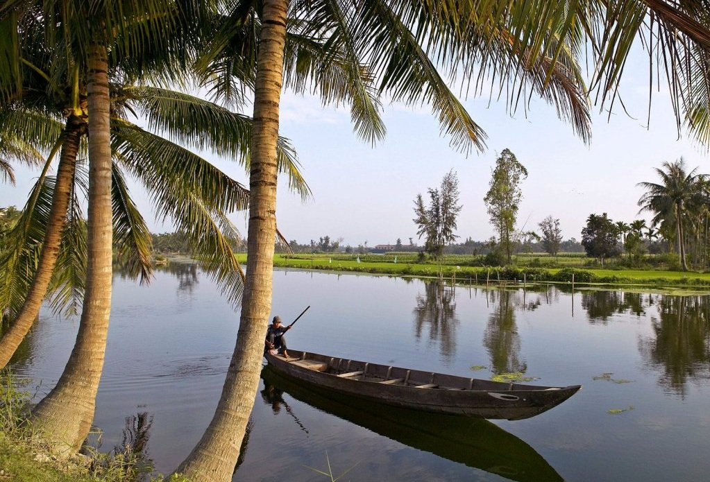 Hoi An River Boating Vietnam Wallpaper Travel Around The World