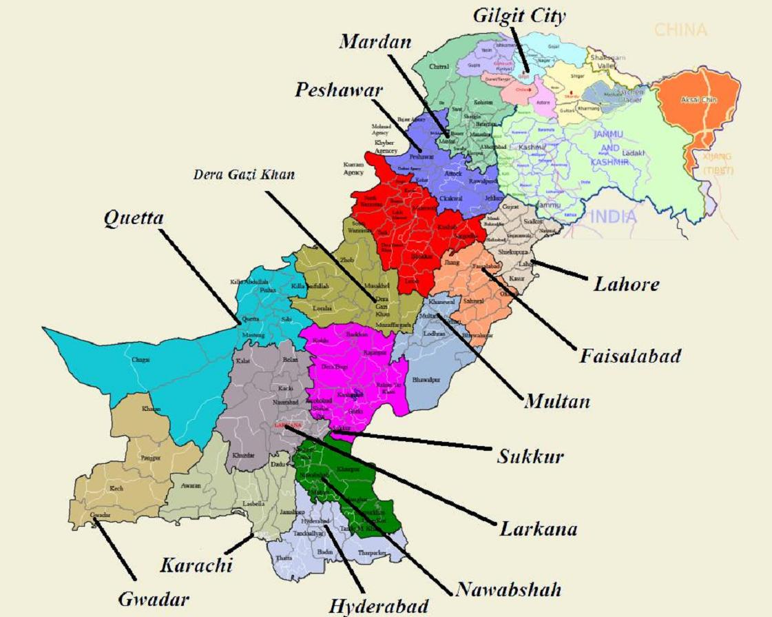 Pakistan Travel Maps | Metro Map | Bus Routes | Metrobus Way Map ... Pakistan Travel Maps