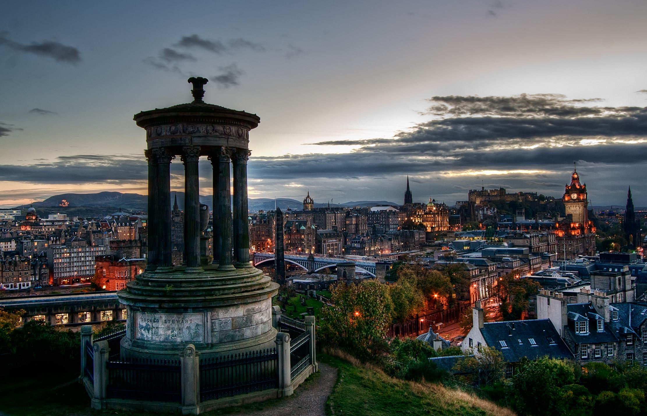 Most Popular Tourist Attractions Of Edinburgh Travel Around The World Vacation Reviews