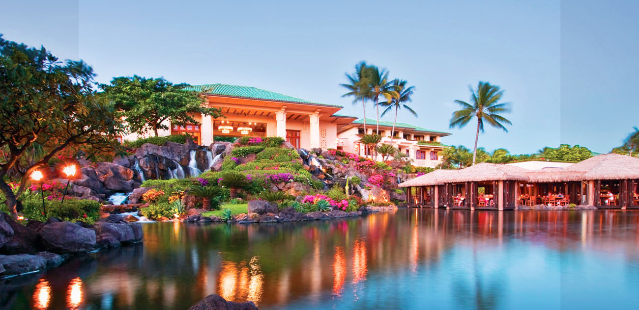 Hawaii Honeymoon Resorts 5 Star