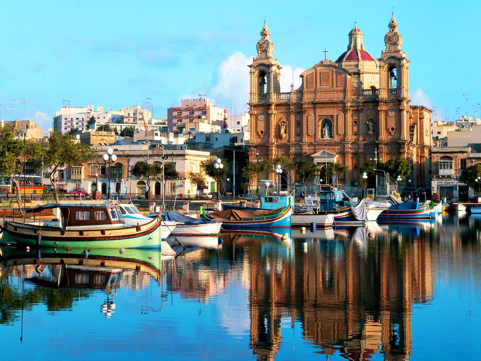 Malta Island Wallpaper Travel Around The World Vacation Reviews - Malta vacation