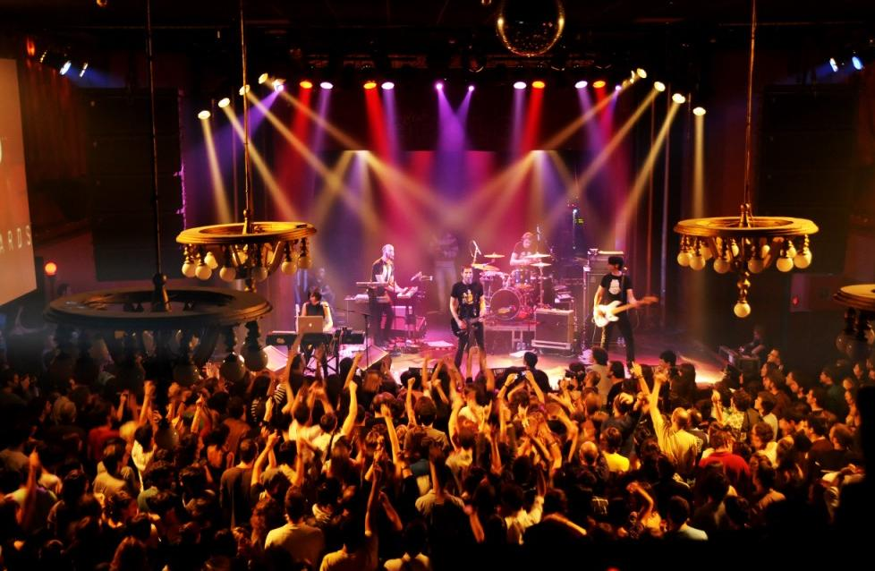 Nightlife in european tourism centers barcelona travel for Night club barcelona