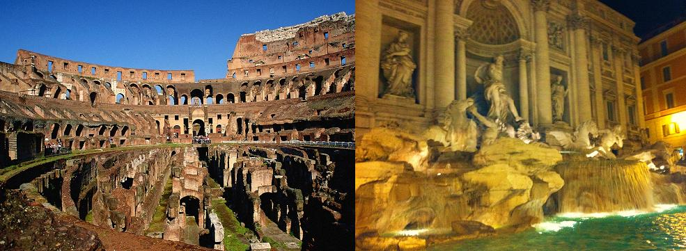 Top List Of Tourist Attractions In Rome Travel Around The World Vacation Reviews