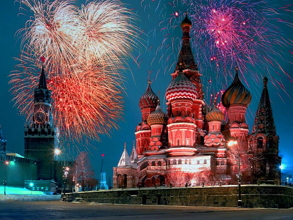 Red Square for the New Year: reviews