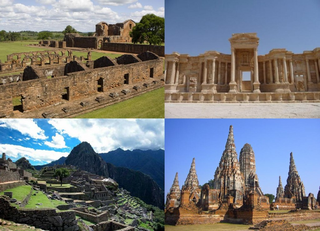 Top 11 The Most Mysterious Ancient Ruins In The World