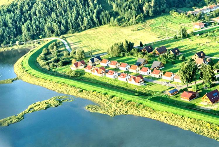 Slovakia's Most Popular Vacation Tourist Destinations, Villa Park Vlasky