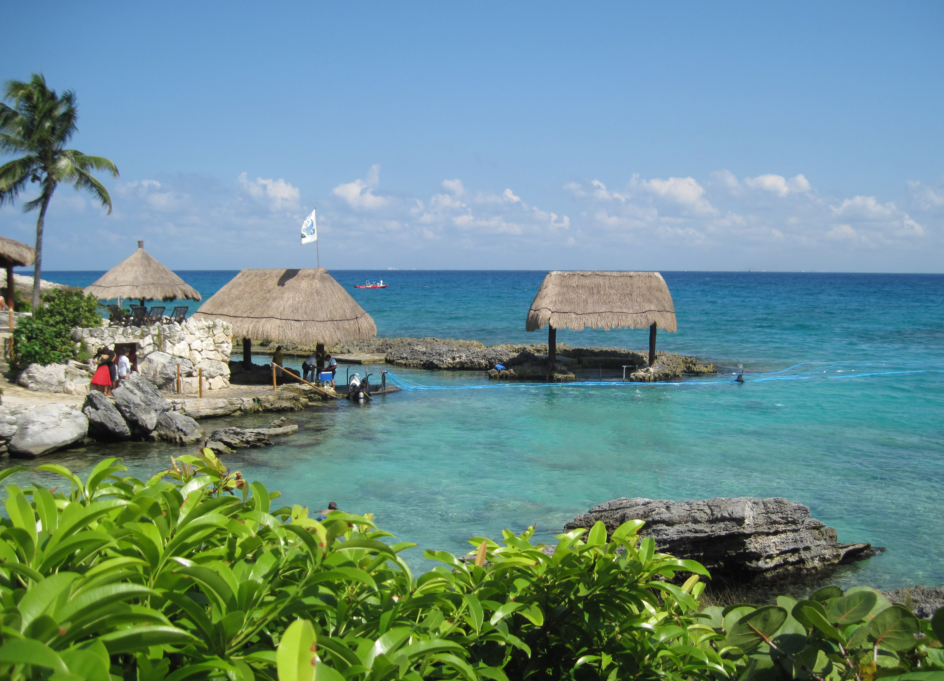 Mexico, Playa del Carmen and Cancun Review Activities in Xcaret Park – 2