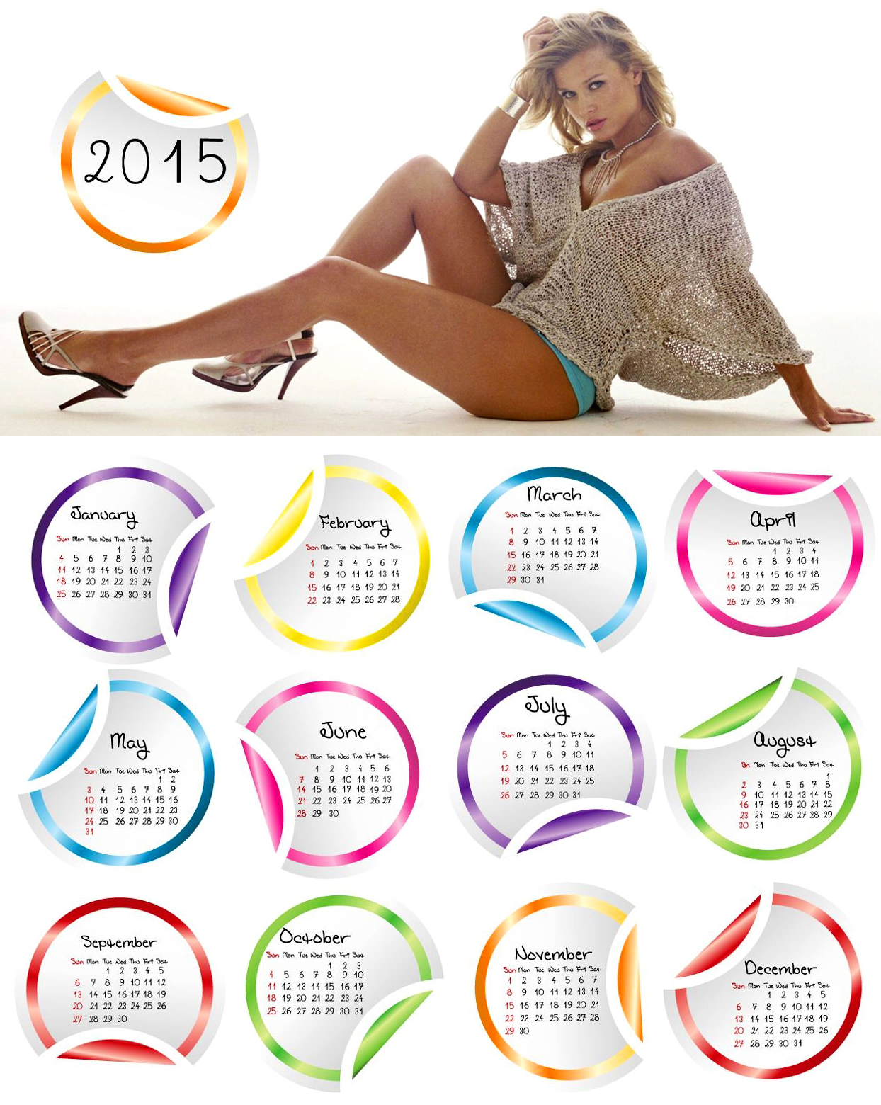 joanna krupa celebrity wallpaper 2015 calendar