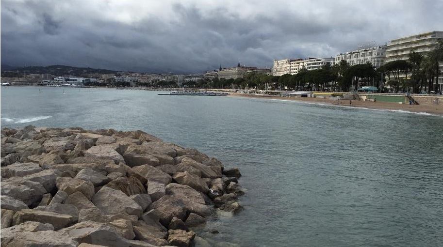 Strolling the streets of Cannes, France through pictures