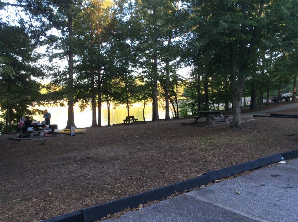 lake jocassee devils fork state park