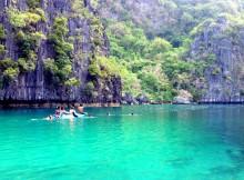 el nido palawan kayaking diving philippines