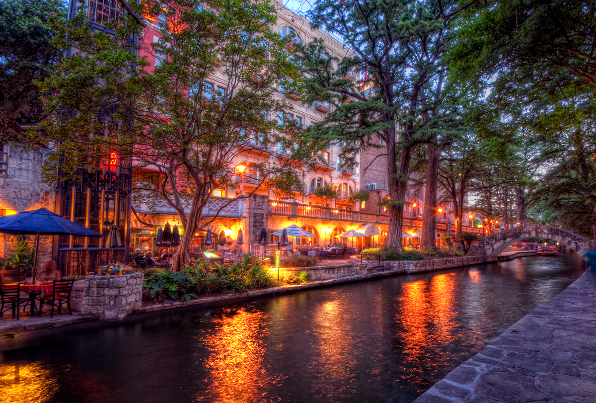 san antonia texas river walkway amazing wallpapers