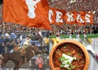 texas culture chili football rodeo