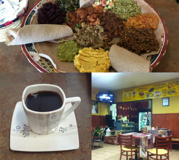lucy ethiopian cuisine restaurant coffee food buffalo ny