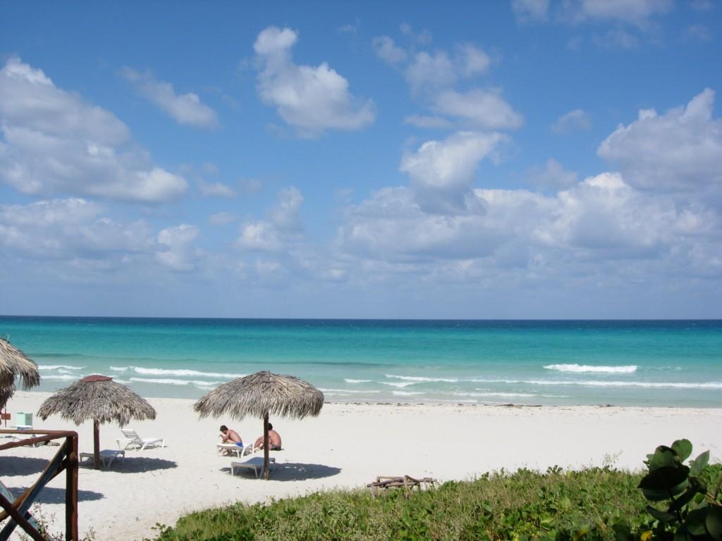 Cuba Beach Wallpaper