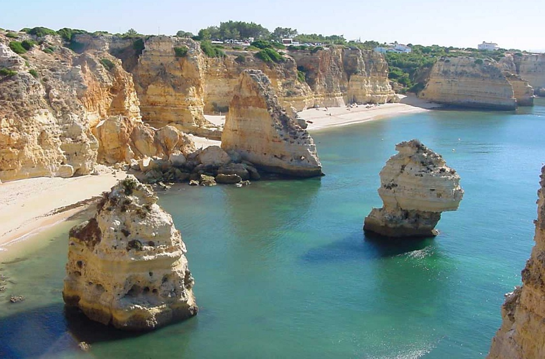Sun Sand Sea Top Best Beaches In Portugal Travel Around The