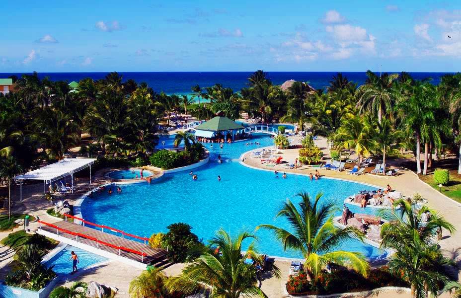 Spectacular Views Of Cuban Beach Resorts Travel Around The World